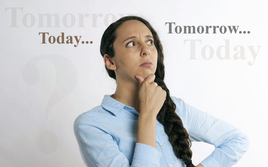 4 Simple steps to overcome 'I'll do it tomorrows'