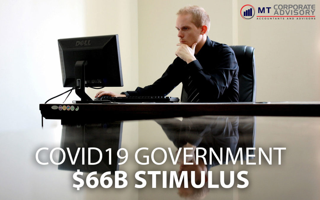 COVID19 $66 Billion Stimulus