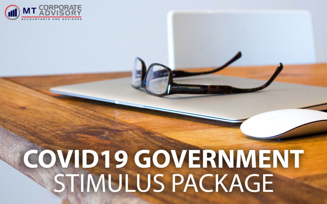 COVID19 Government stimulus announcement